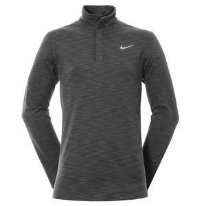 Nike Golf Standard Fit Dri-Fit long Sleeve Shirt